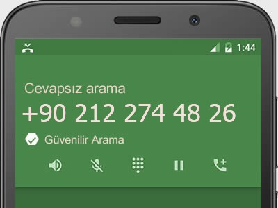 0212 274 48 26 numarası dolandırıcı mı? spam mı? hangi firmaya ait? 0212 274 48 26 numarası hakkında yorumlar