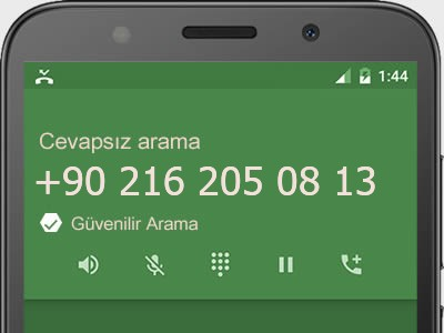 0216 205 08 13 numarası dolandırıcı mı? spam mı? hangi firmaya ait? 0216 205 08 13 numarası hakkında yorumlar