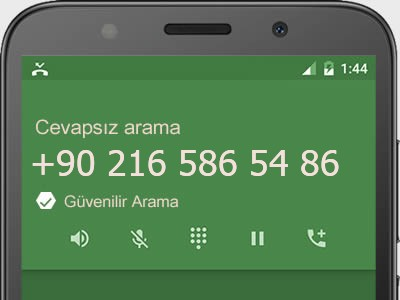 0216 586 54 86 numarası dolandırıcı mı? spam mı? hangi firmaya ait? 0216 586 54 86 numarası hakkında yorumlar