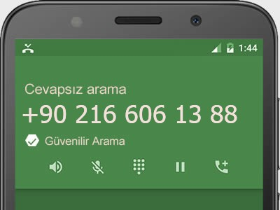 0216 606 13 88 numarası dolandırıcı mı? spam mı? hangi firmaya ait? 0216 606 13 88 numarası hakkında yorumlar