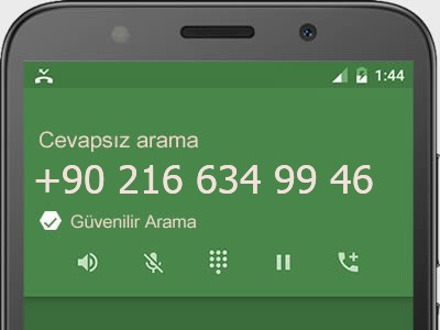 0216 634 99 46 numarası dolandırıcı mı? spam mı? hangi firmaya ait? 0216 634 99 46 numarası hakkında yorumlar