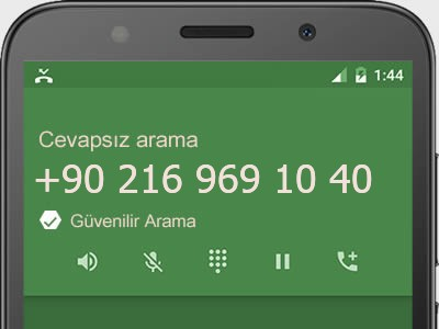 0216 969 10 40 numarası dolandırıcı mı? spam mı? hangi firmaya ait? 0216 969 10 40 numarası hakkında yorumlar