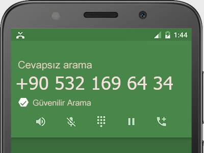 0532 169 64 34 numarası dolandırıcı mı? spam mı? hangi firmaya ait? 0532 169 64 34 numarası hakkında yorumlar