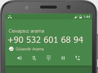 0532 601 68 94 numarası dolandırıcı mı? spam mı? hangi firmaya ait? 0532 601 68 94 numarası hakkında yorumlar