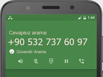0532 737 60 97 numarası dolandırıcı mı? spam mı? hangi firmaya ait? 0532 737 60 97 numarası hakkında yorumlar